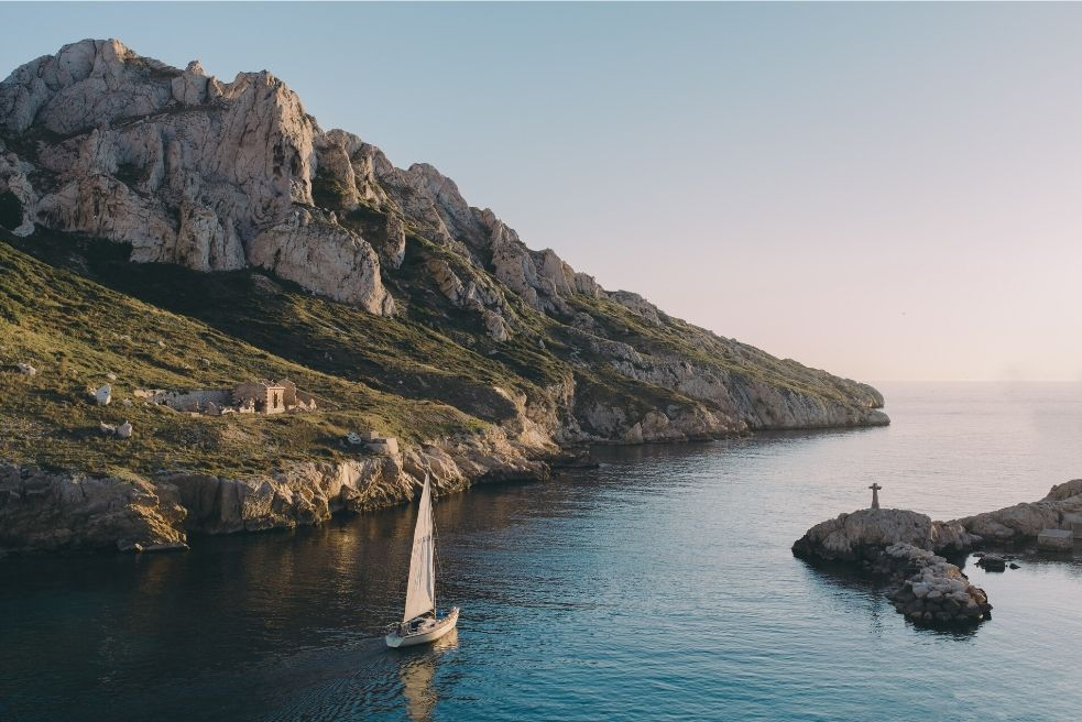 Best routes to sail around the world