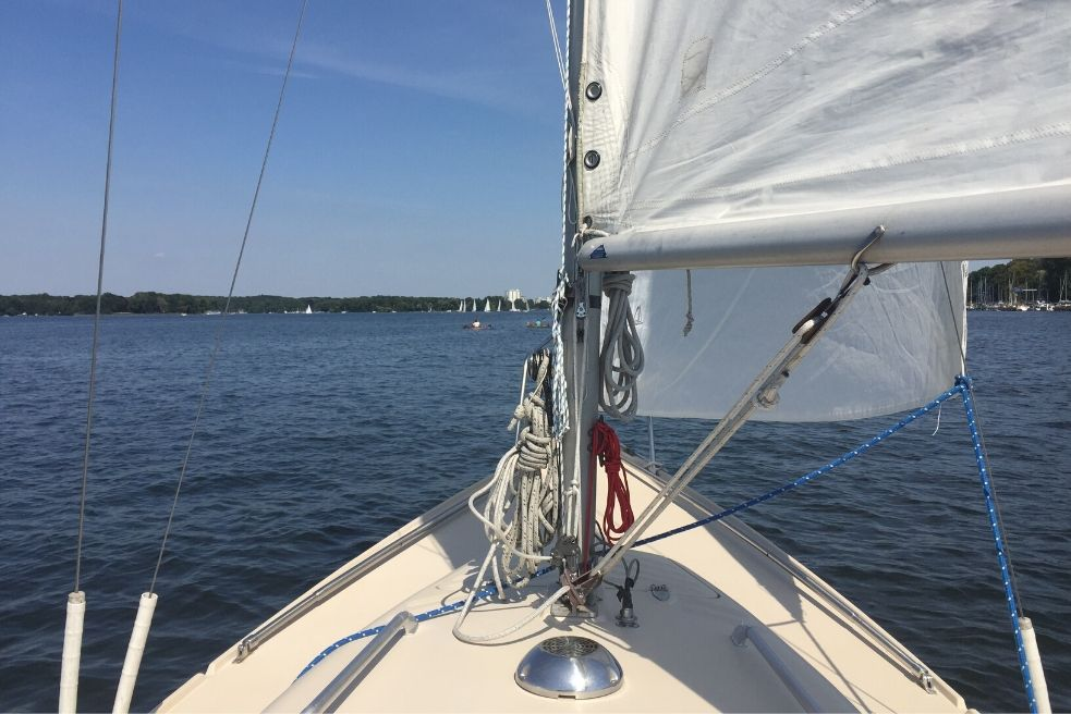 Basic boat terminology: boating terms you should know