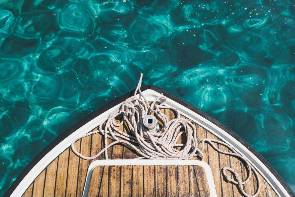 The sailboat trip checklist you must have before sailing