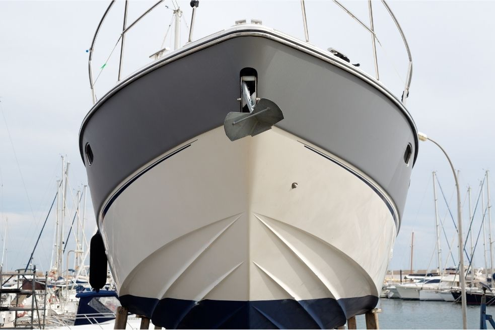 The Proper Term for the Forward End of a Boat